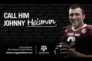 johnny heisman