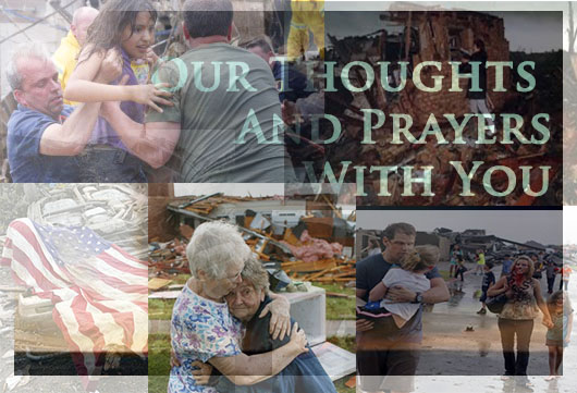 The Ranch 92.3 and The Texas Hill Country Send Our Support to Oklahoma